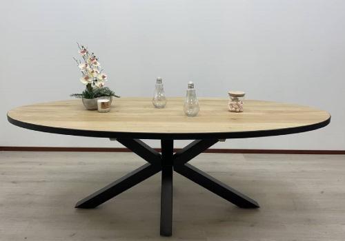 MaatMeubel op de Hoek   ovale tafels