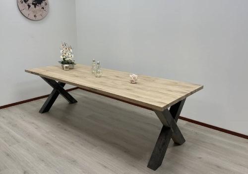 MaatMeubel op de Hoek   rechthoekige tafels